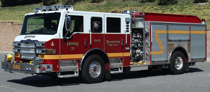 Riverton Fire Company - Station 24 Riverton, NJ
